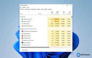 How to Fix Windows 11 High Disk Usage