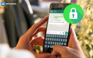 How to Hide or Lock Your Whatsapp Chats Without Archiving Them
