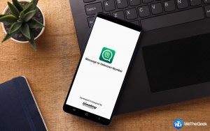 How to Send Whatsapp Messages Without Saving a Number?